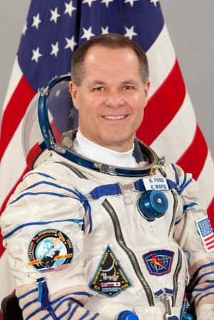 NASA Astronaut Kevin A. Ford 8